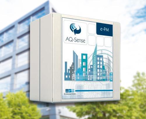 Sensor für Luftverschmutzung, EcoLogicSense