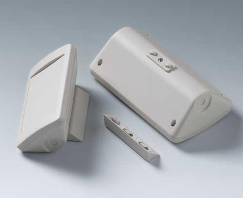 Gehäuse mit Adapter sowie Tischhalter-Set (Zubehör)