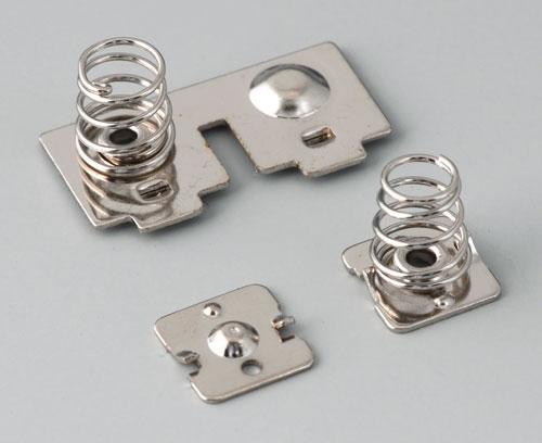 A9151010 Kontaktfedern-Set, 2 x AAA