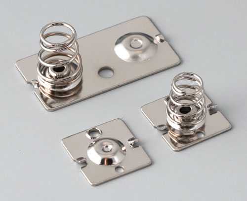 A9152010 Kontaktfedern-Set, 2/4 x AA