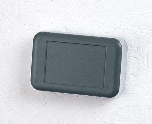 SOFT-CASE mit Combi-Clip als Wandbefestigung (Zubehör)