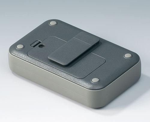 Combi-Clip als Ansteckclip (Zubehör), abnehmbar für Batteriewechsel