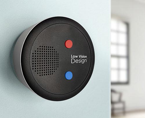 Sprechender Raum-Thermostat