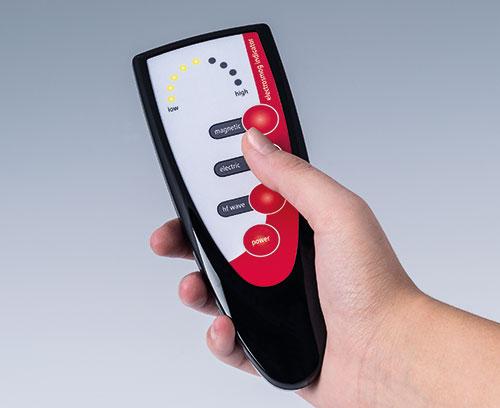 STYLE-CASE - ergonomische Handgehäuse mit brillantem Glanz