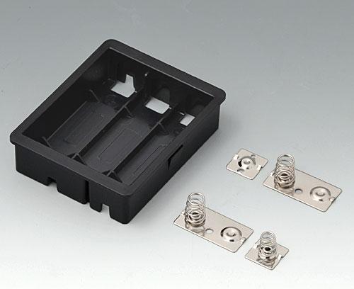 EZ040609 Batteriefach, 3 x AA