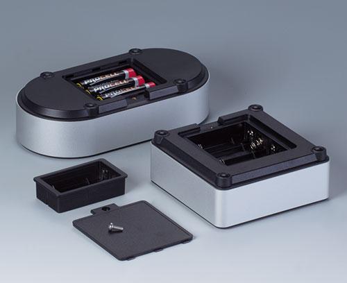 Synergy Gehäuse mit Batteriefach AA (Zubehör)