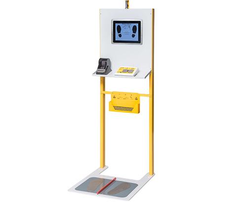 Teststation für PGT 120