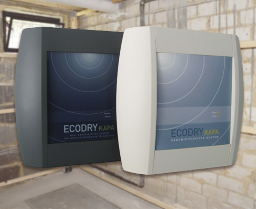 Systeme zur Mauerwerksentfeuchtung, Ecodry Systeme