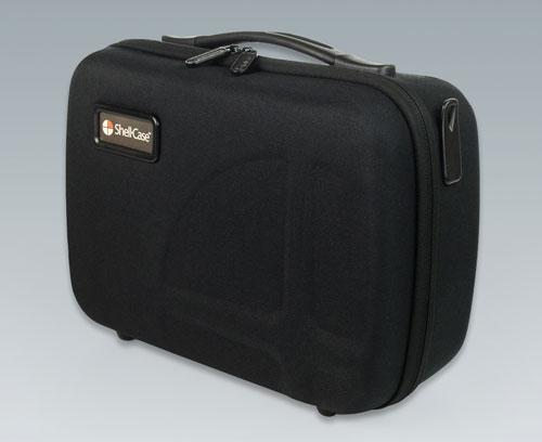 K0300B33 Koffer 330 mit Fächer und Trennwänden