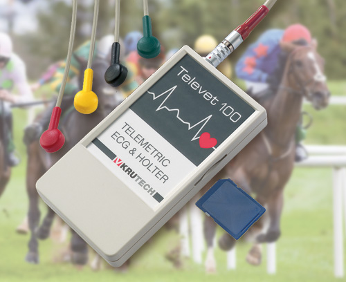 Telemetrisches EKG System für die Veterinärmedizin, Televet