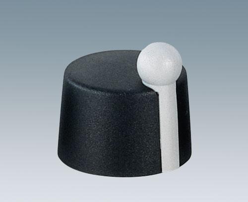 TOP-KNOB mit Markierungsteil Globe