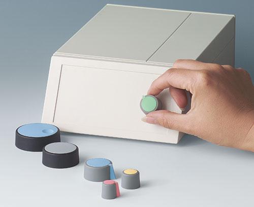 Modern collet knob system