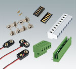 contacts for charging etc.
