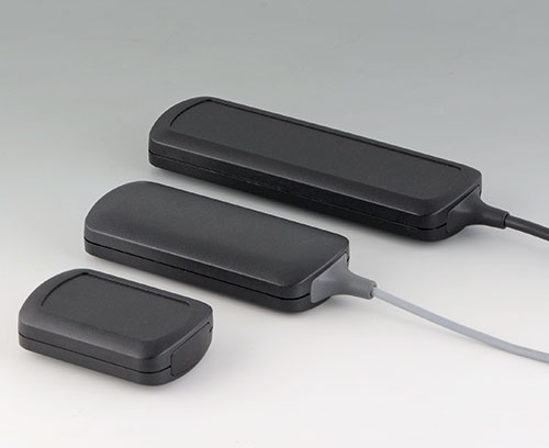 CONNECT enclosure in black