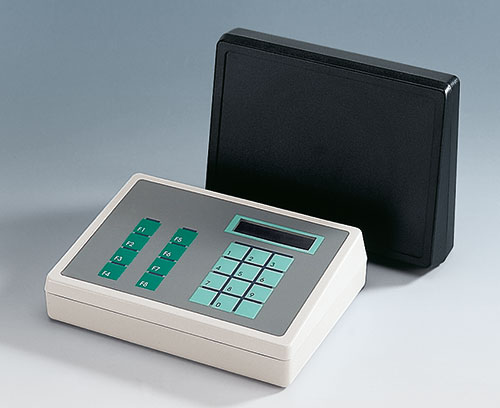 Desk Case 190 with keypad