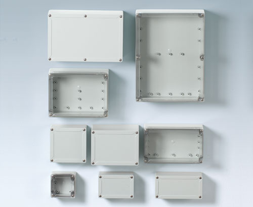 Tough industrial enclosures