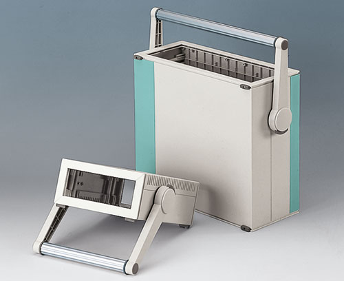 MEDITEC instrument enclosures with handle