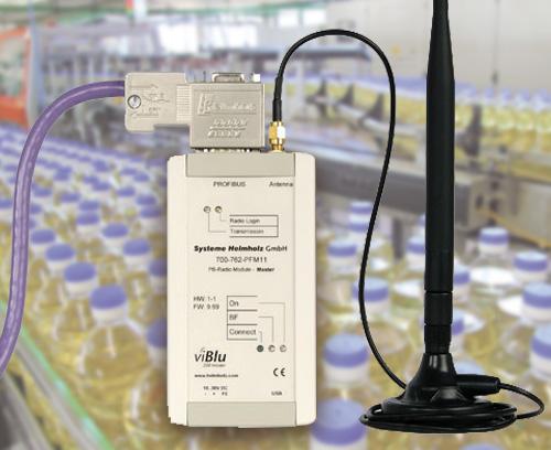 PROFIBUS radio system