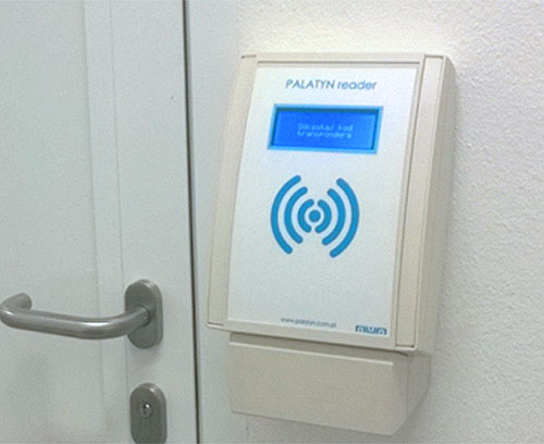 RFID access control readers