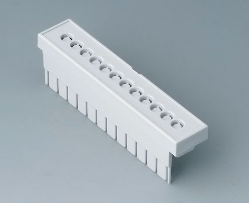 B6803112 Terminal guards, perforated, 5.08