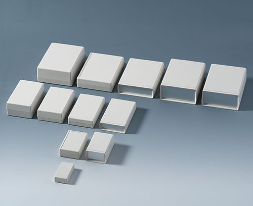 Fifty one models in three different types
