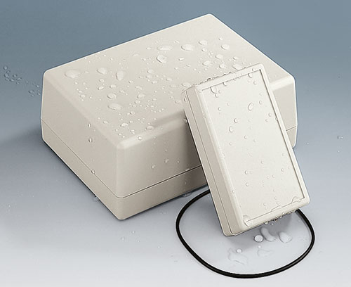 Robust and sealed up to IP 65 (type G)