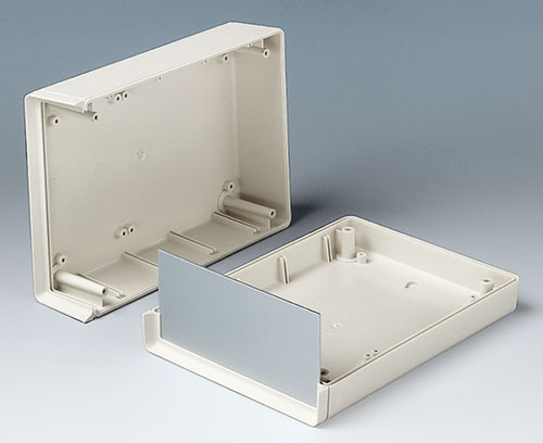 Shell-Type Case type V (open front for a panel)