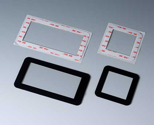 Glass panel as accessory – printing on request
