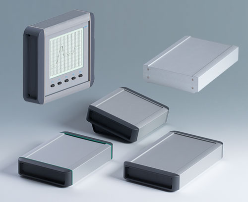 SMART-TERMINAL extruded aluminium enclosures