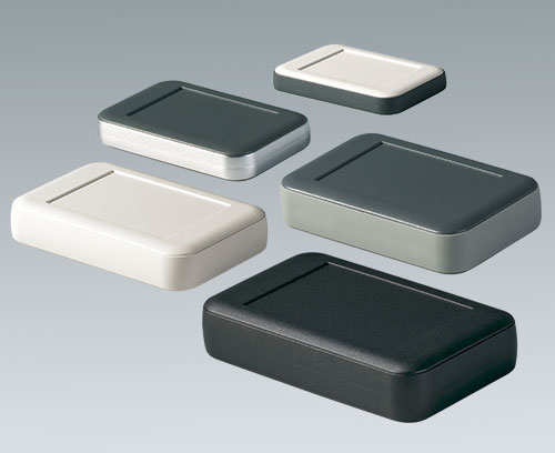SOFT-CASE electronic enclosures
