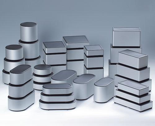 Extruded aluminium enclosures | OKW