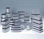 SYNERGY extruded aluminium enclosures