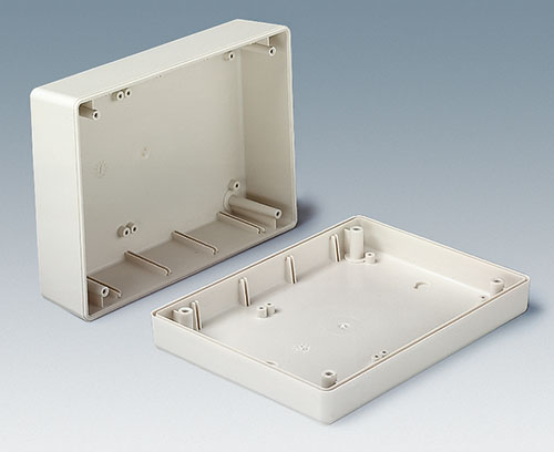 SHELL-TYPE CASE G (front closed, rear closed)