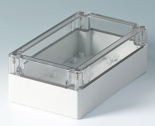 IN-BOX PC with transparent lid