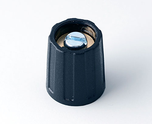 A2513040 ROUND KNOB 13.5, without line