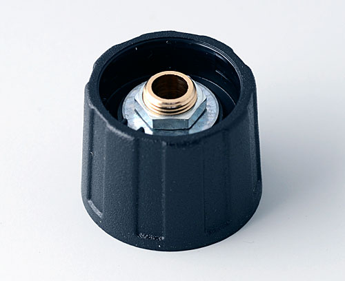 A2520060 ROUND KNOB 20, without line