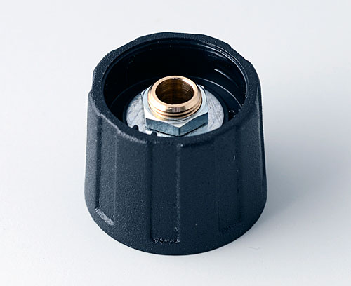 A2520630 ROUND KNOB 20, without line