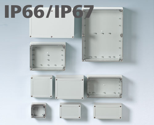 IN-BOX cajas IP66 y IP67