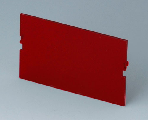 B6603480 Front panel, 4 modules, Vers. VI