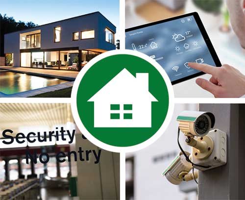 Tecnologías de seguridad / Tecnologías de edificios