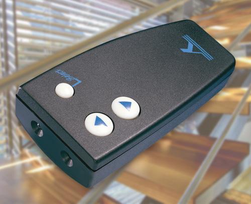 Émetteur manuel à infrarouge pour écrans de protection solaire