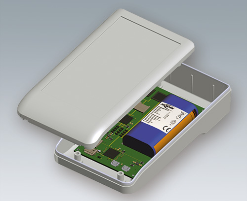 boitier DATEC-COMPACT avec pack de pile rechargeable