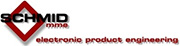 Schmid electronic Logo