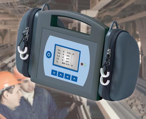 détecteur de gaz portable
