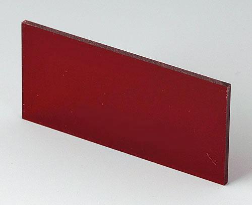 B6121341 Plaque avant