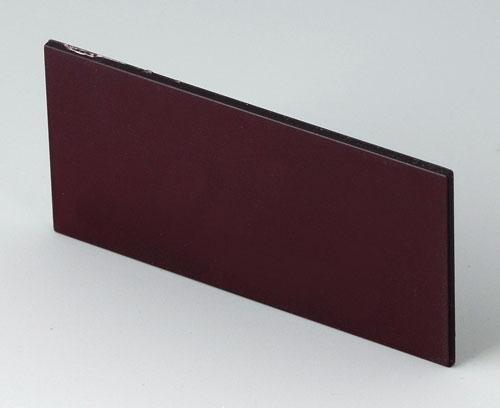 B6121451 Plaque avant