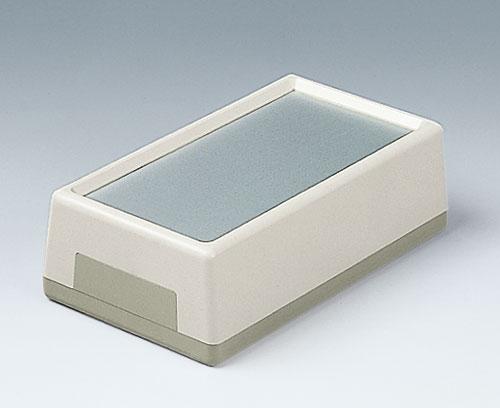 BOITIER PLAT A (accessoires : plaque avant)