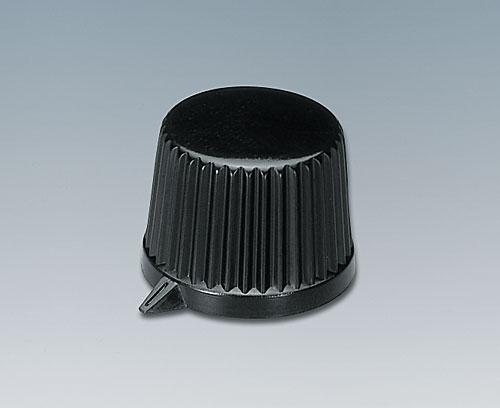 A1685540 BOUTON, à fixation latérale par vis