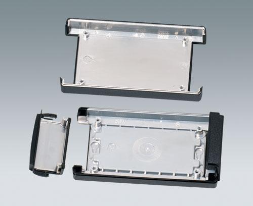 Boitier TOPTEC avec revêtement aluminium
