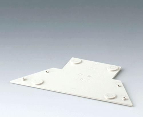 B4308127 Plaque inférieure pour le socle